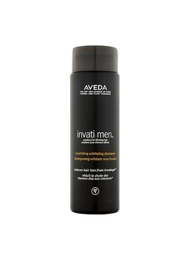 Aveda Aveda Invati Men Nourishing Exfoliating Shampoo Şampuan 250Ml Renksiz